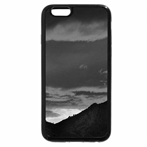 iPhone 6S Case, iPhone 6 Case (Black & White) - BEAUTIFUL GORGEOUS VIEW