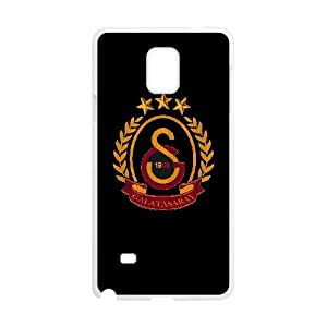 Unique Disigned Phone Case With Galatasaray FC Image For Samsung Galaxy Note 4
