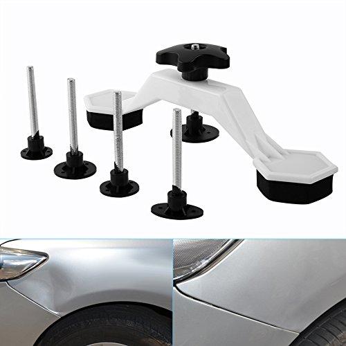 Qiilu PDR Tools Dent Removal Tools Car Body Paintless Dent Repair Tools Puller & Glue Pulling Tabs by Qiilu (Image #4)