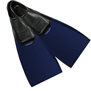 Well-Being-Matters 41N%2BIrksfcL._SS300_ Deep Blue Gear Aquanaut II Fins for Diving, Snorkeling, and Swim