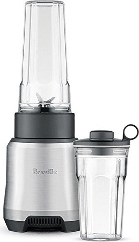 Breville Boss To Go BPB600BAL Kinetix Blade and Bowl System, One size, Silver