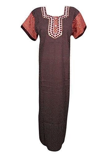3 L Beige Mogul Damen Interior Modern Kastanienbraun Kleid Black 7qw0vYx0H