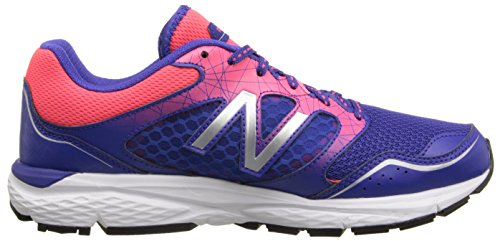New Balance Women's W695V2 Running Shoe Blue/Red JfE87YyjBV