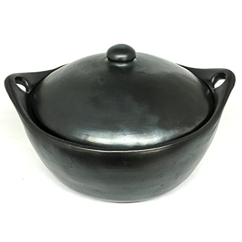 unglazed clay pot cookware - 2
