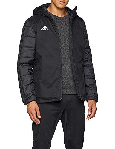 adidas Herren JKT18 WINT JKT Sport Jacket, Black/White, M 1