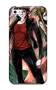 Premium Case With Scratch Resistant Highschool Of The Dead Case Cover For Iphone 5c