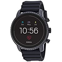 Fossil Mens Gen 4 Explorist HR Touchscreen Smartwatch FTW4018 Deals