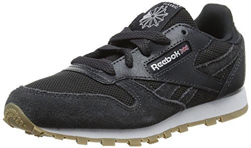 Classic Grigio white – Reebok coal Bambini Scarpe Unisex Estl Leather 000 dxqpSU