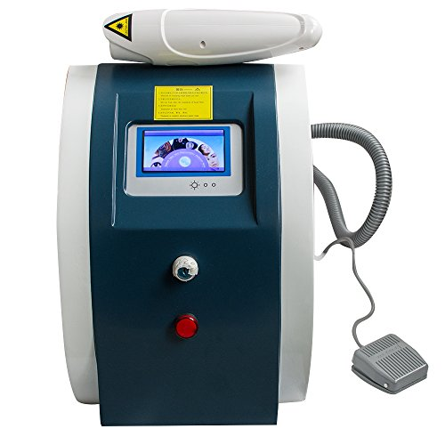 Tattoo Eyebrow Pigment Removal Beauty Machine,Tattoo Removal System,Eyebrow Hair Removal Tattoo Machine,Professional Eye Lip Pigment Remover Device for Makeup Beauty Machine for Salon Center&Home ()