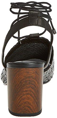 discount lowest price Vagabond Women's Carol Open Toe Sandals Black (Black 20) sale collections sale collections exclusive for sale H4jU6688