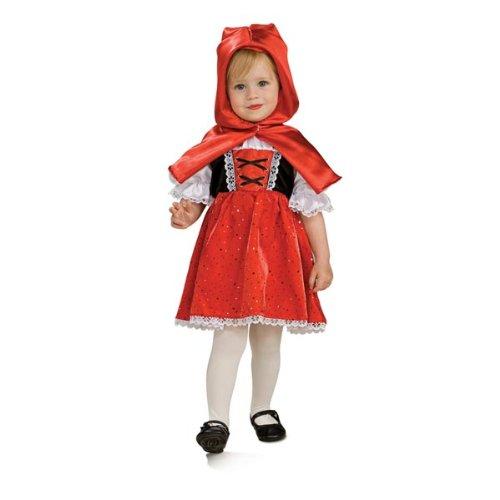 [Rubie's Red Riding Hood Toddler Halloween costume 885657-T] (Halloween Costume Little Red Riding Hood)