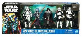 (Hasbro Star Wars 2011 The Force Unleased 2 Exclusive Battle Pack Sith Imperial Troopers)