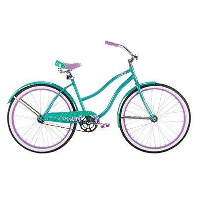 Huffy Bicycle Company Women's Good Vibrations Cruiser Bike, 26
