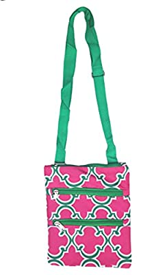 Hipster Messenger Bag Swingpack Purse Carry All Crossbody Case Teen Juniors Unique Gift for Girls