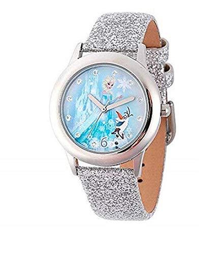 NEW Disney Frozen Wrist Watch Girls Elsa Anna Children Kids Gift Party Christmas]()