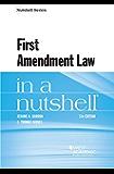 First Amendment Law in a Nutshell (Nutshells)