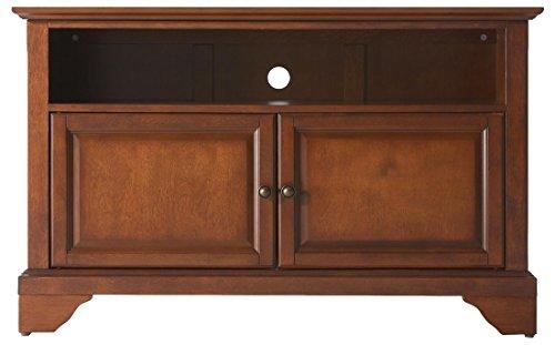 Crosley Furniture LaFayette 42-inch TV Stand - Classic Cherry
