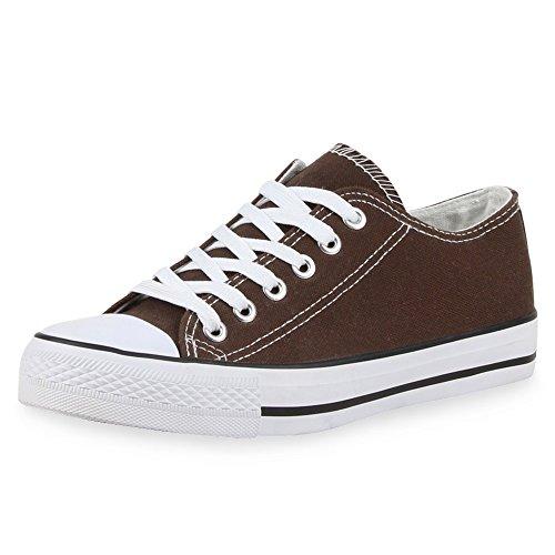 Best-botas para mujer zapatilla zapatillas zapatos de cordones estilo deportivo Braun Weiss