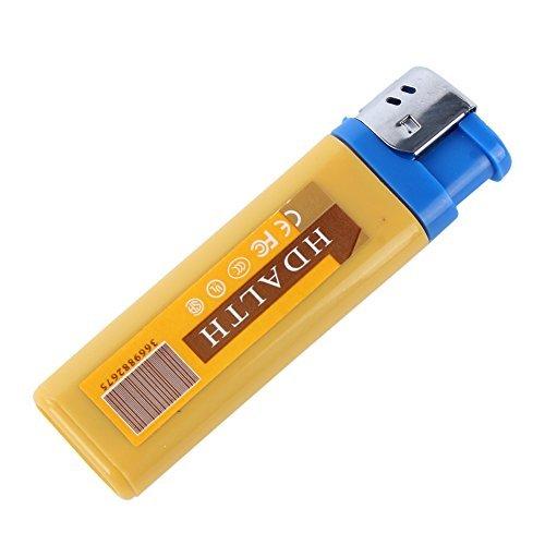 Edal Lighter Spy DVR Hidden Camera Cam Camcorder Video Photo Recorder USB Mini DV (Dvr Spy Lighter)
