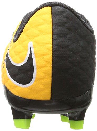 Orange Nike Orange Enfant Phelon Black Jr Orange black volt Laser White Football Laser de FG Chaussures Mixte Volt Hypervenom Black III SqOSr