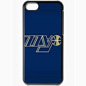 XiFu*MeiPersonalized iphone 4/4s Cell phone Case/Cover Skin Nba Utah Jazz 3 Sport BlackXiFu*Mei
