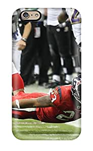 High Quality AnnaSanders Arian Foster Skin Case Cover Specially Designed For Iphone - 6