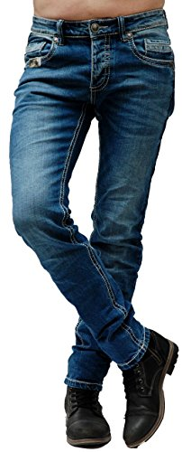 Blue Monkey Jeans, Herren, Freddy, BM-4356