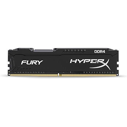 Kingston Technology HyperX Fury 2666MHz DDR4 Non-ECC CL15 DIMM 4 DDR4 2400 MT/s (PC4-19200) HX426C15FB/4
