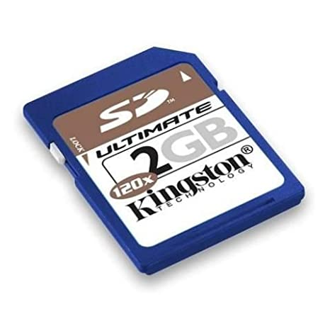 Kingston Technology 2048MB SD Ultimate 120x 2GB SD Memoria Flash ...