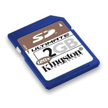 Amazon.com: Kingston Technology 2 GB Tarjeta de memoria ...