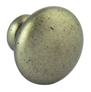 HARDWARE FOR YOU 1 PAIR OF ANTIQUE PEWTER DOOR HANDLE KNOB 35MM KITCHEN  FURNITURE SCREWS INCLUDED