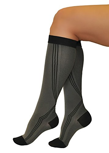 Tonus Activ Elastic medical compression long socks, unisex - 18-21 mmHg - Sock Length 66.9
