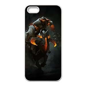 iphone5 5s White phone case Chaos Knight Dota 2 DOT8680950