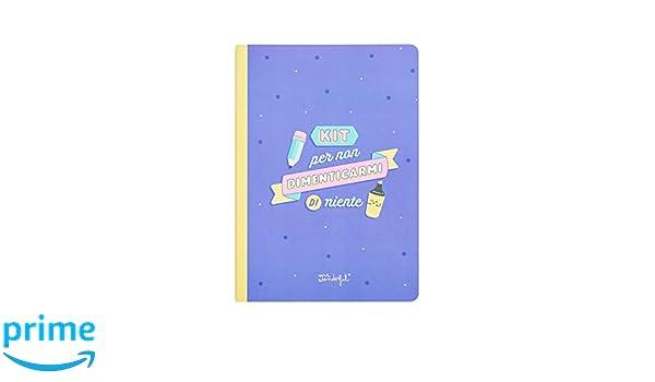 Mr. Wonderful - Cuaderno con Pegatinas y Notas Adhesivas ...