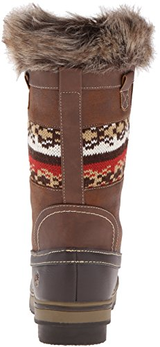 Northside Frauen Bischof Snow Boot Tan / Nordic