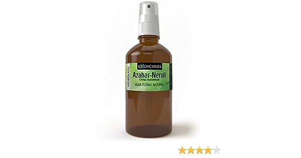 Azahar Neroli - Agua floral - 100% Pura y Natural - 200 ml: Amazon.es: Belleza