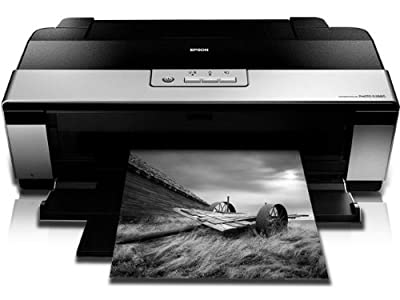 Epson Stylus Photo R2880 Wide-Format Color Inkjet Printer (C11CA16201) by Epson
