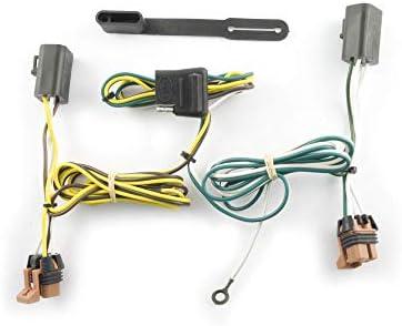 Amazon.com: CURT 56056 Vehicle-Side Custom 4-Pin Trailer Wiring Harness for  Select GMC Acadia: AutomotiveAmazon.com