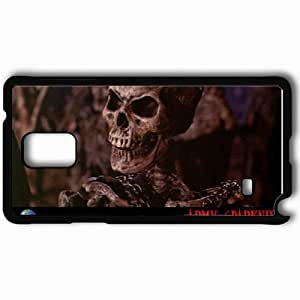 Personalized Samsung Note 4 Cell phone Case/Cover Skin Army of darkness 20 movies Black