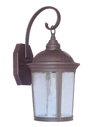 Led 3 Light Outdoor Post Lantern - 8