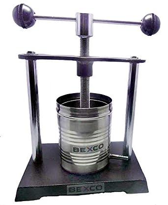 Alta calidad resistente acero inoxidable tintura prensa ...