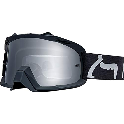 Fox Racing Airspace Race Goggle Black, One Size ()