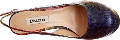 Zapatos para Multicolor Dune mujer de vestir T6wxqRU8dR