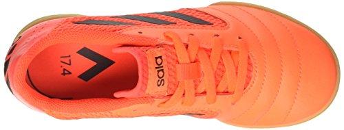 adidas Ace 17.4 Sala J, Zapatillas de Fútbol Para Niños Varios colores (Narsol / Negbas / Rojsol)