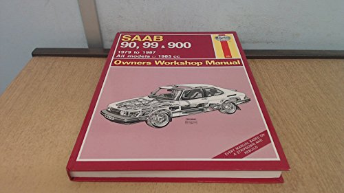 Saab 90, 99 and 900 1979-87 All Models Owner's Workshop for sale  Delivered anywhere in Canada