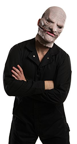 Rubie's Men's Slipknot Corey Mask with Removable Upper Face, Multi, One Size 2018