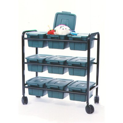 Merry Cart with Bins