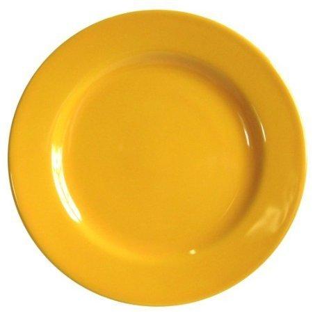 Waechtersbach Fun Factory II Buttercup Dinner Plates, Set of 4