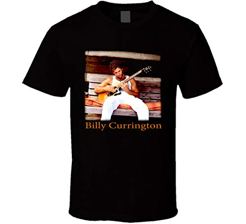 Billy Currington Country People are Crazy T Shirt Black