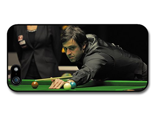 Ronnie O'Sullivan Playing Focused Snooker Player World Champion coque pour iPhone 5 5S